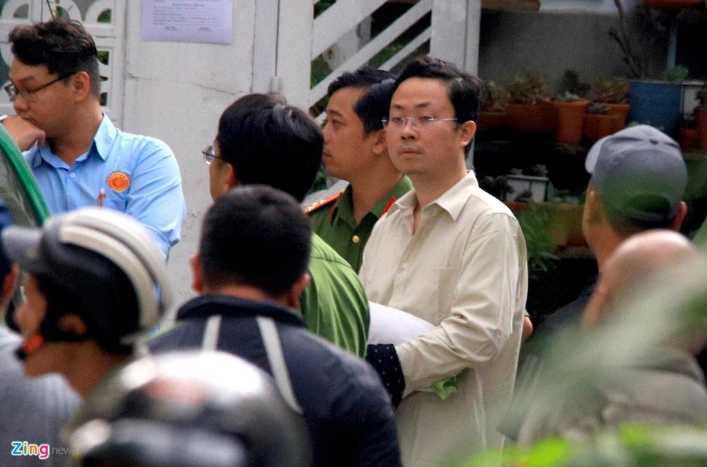 Tiep tuc dieu tra cuu Pho chanh an quan 4 ve hanh vi bat giu tre hinh anh 2 lamhoangtung_zing.jpg