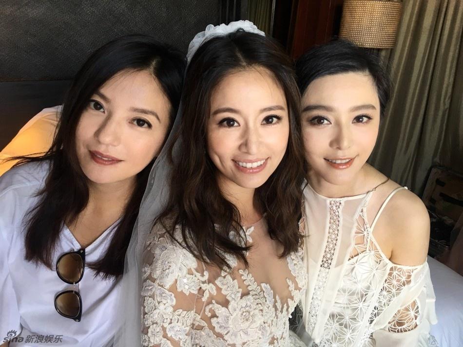 'Ban, thu' trong showbiz Hoa ngu tai dam cuoi Lam Tam Nhu hinh anh 3