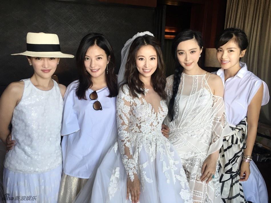 'Ban, thu' trong showbiz Hoa ngu tai dam cuoi Lam Tam Nhu hinh anh 6