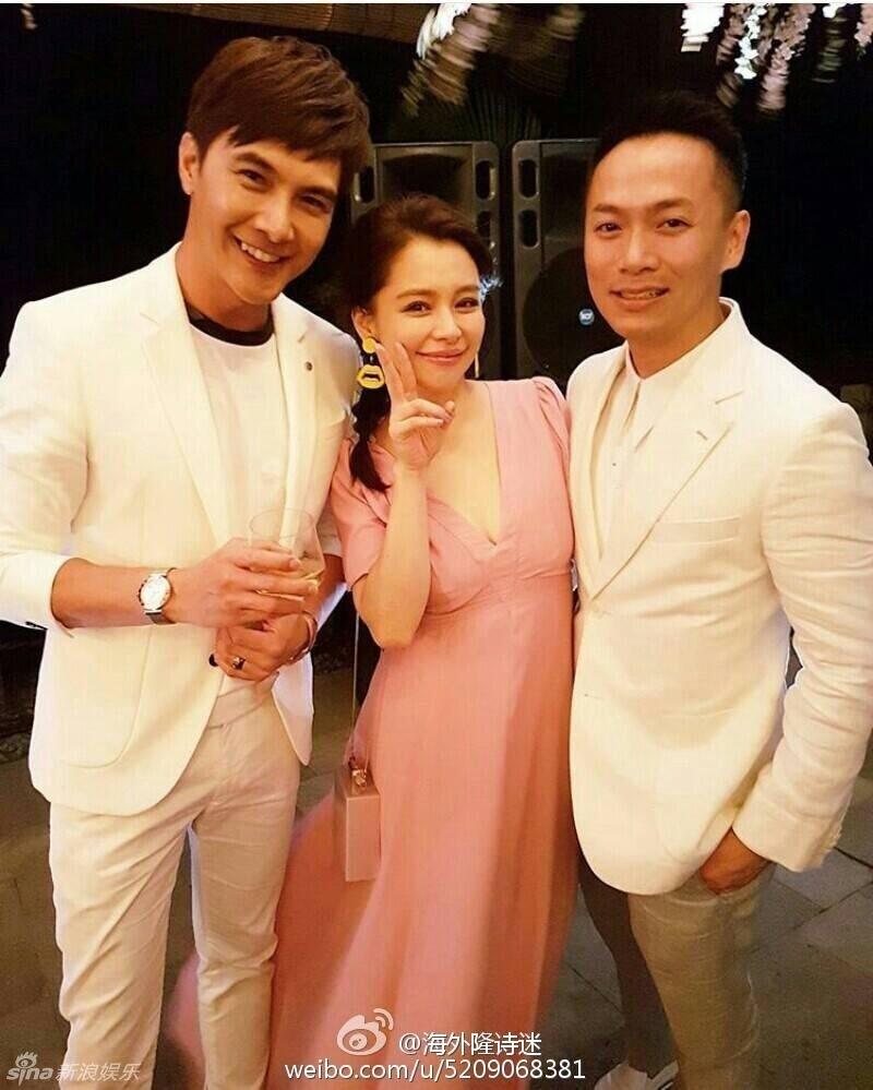 'Ban, thu' trong showbiz Hoa ngu tai dam cuoi Lam Tam Nhu hinh anh 11