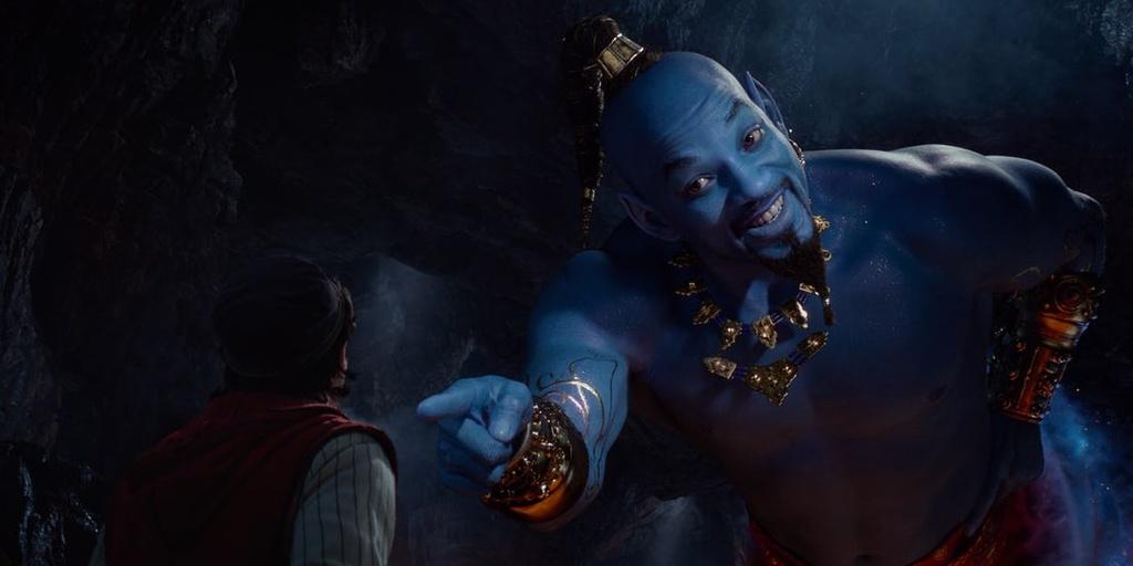 Bom tan 'Aladdin' gap nguy vi Than Den Will Smith da xanh le hinh anh 1