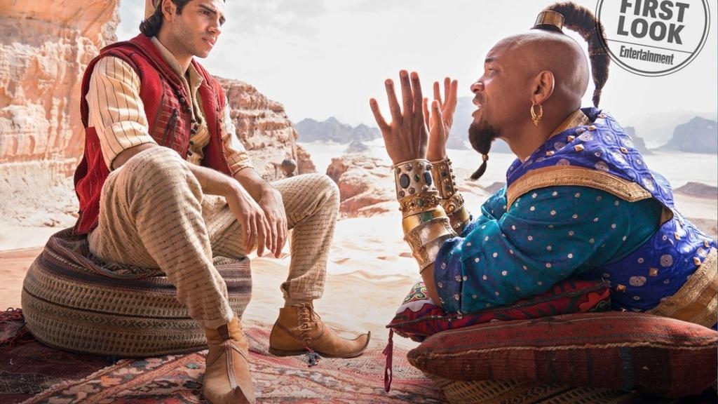 Bom tan 'Aladdin' gap nguy vi Than Den Will Smith da xanh le hinh anh 3