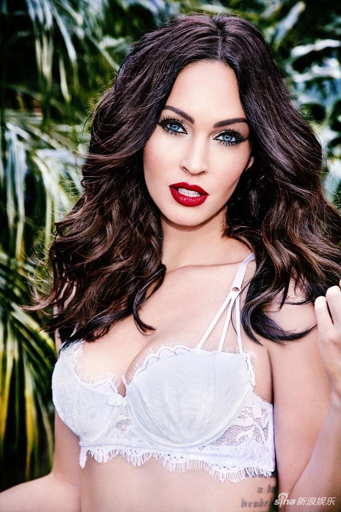 Megan Fox nong bong voi noi y hinh anh 3