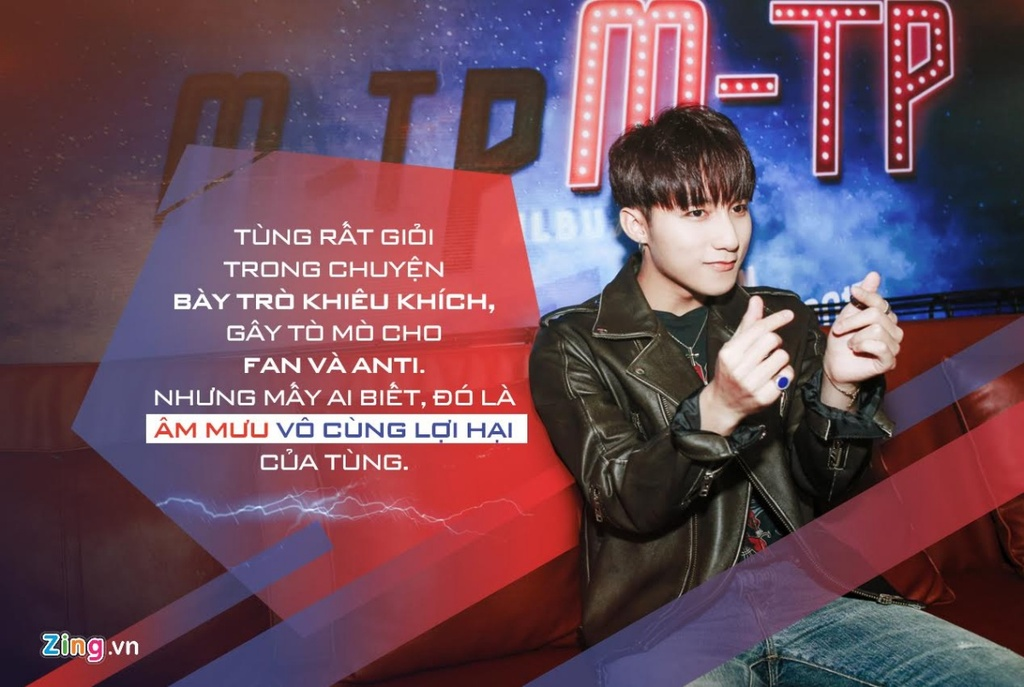 Son Tung M-TP: Ca si sinh ra de bat chuoc o showbiz Viet hinh anh 2