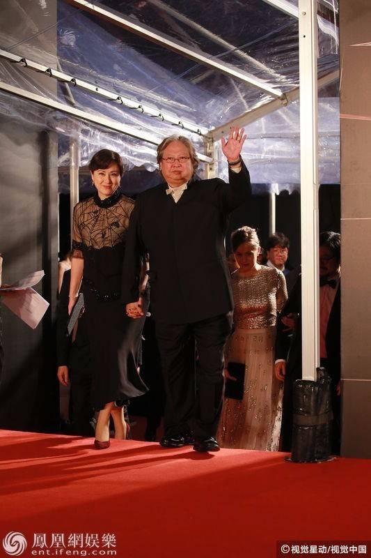 Dan sao Trung Quoc du tham do Kim Tuong, Chau Tinh Tri vang mat hinh anh 5