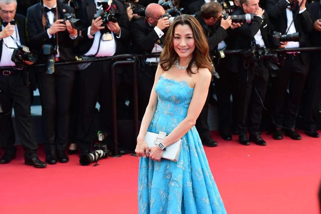 Pham Bang Bang mo nhat giua dan sao lon tren tham do Cannes hinh anh 8