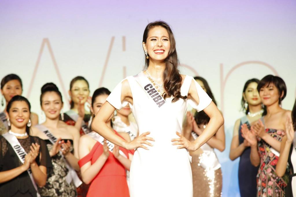Nguoi dep gia the dang quang Hoa hau Hoan vu Nhat Ban 2017 hinh anh 1
