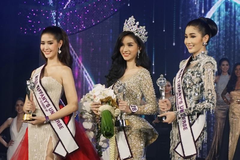 Nhan sac 'than tien ty ty' cua Hoa hau chuyen gioi Thai Lan 2017 hinh anh 14