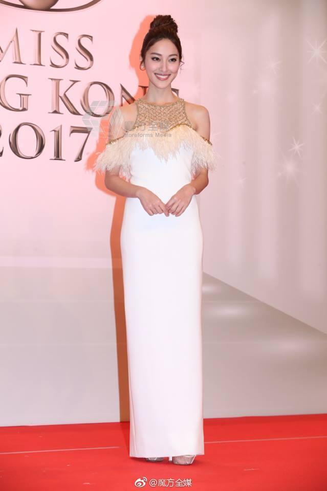 Thi sinh 23 tuoi bi che van dang quang Hoa hau Hong Kong 2017 hinh anh 9