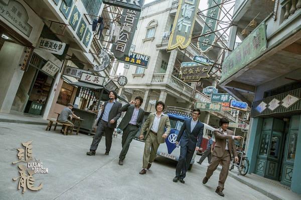 Phim Chan Tu Dan dong vai que: Thang lon, song day Hong Kong hinh anh 3