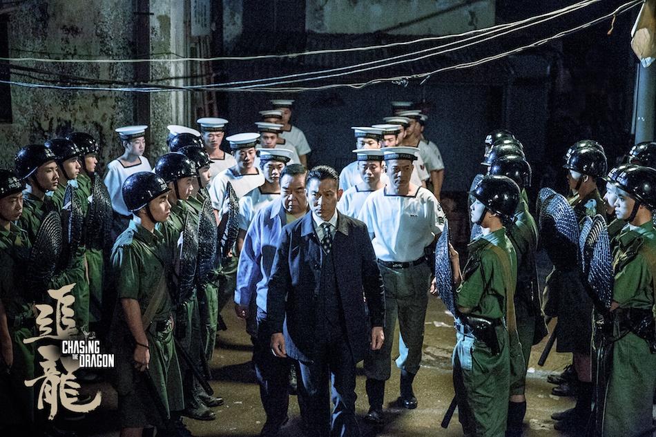 Phim Chan Tu Dan dong vai que: Thang lon, song day Hong Kong hinh anh 2