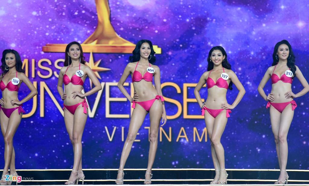 Nguoi dep Hoa hau Hoan vu Viet Nam 2017 goi cam voi bikini hinh anh 8