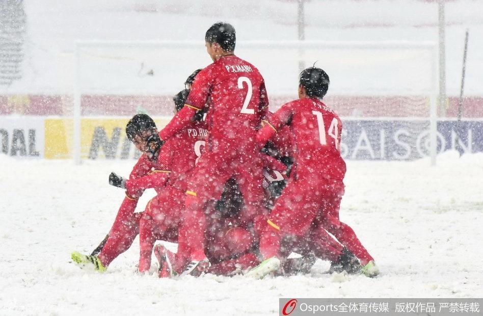 Nguoi Trung Quoc than phuc U23 Viet Nam va Quang Hai hinh anh 4