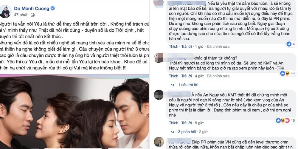 Tuyen bo 'yeu nhau', Kieu Minh Tuan va An Nguy bi chi trich du doi hinh anh 2
