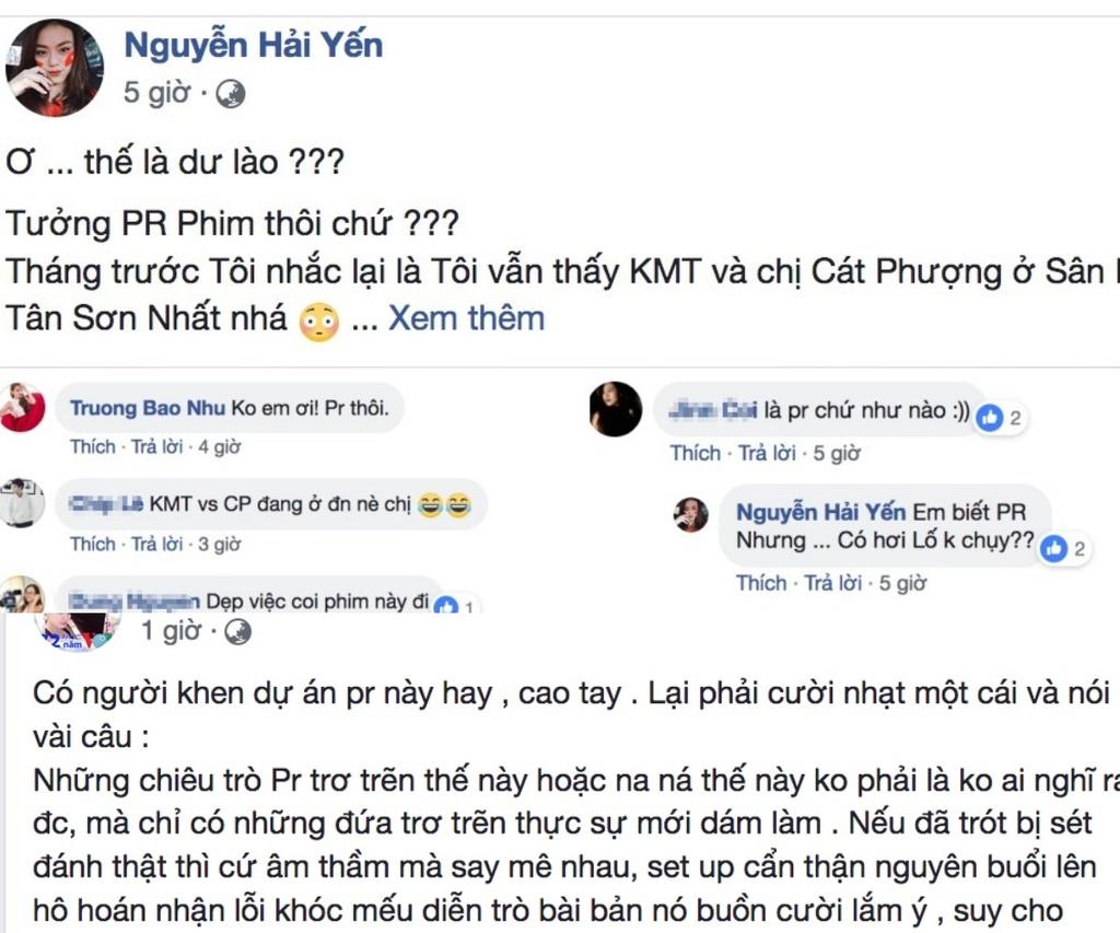 An Nguy khoc noi yeu Kieu Minh Tuan, khan gia la o tay chay phim hinh anh 3