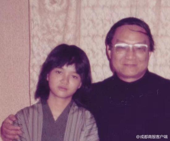 Kim Dung qua doi anh 5