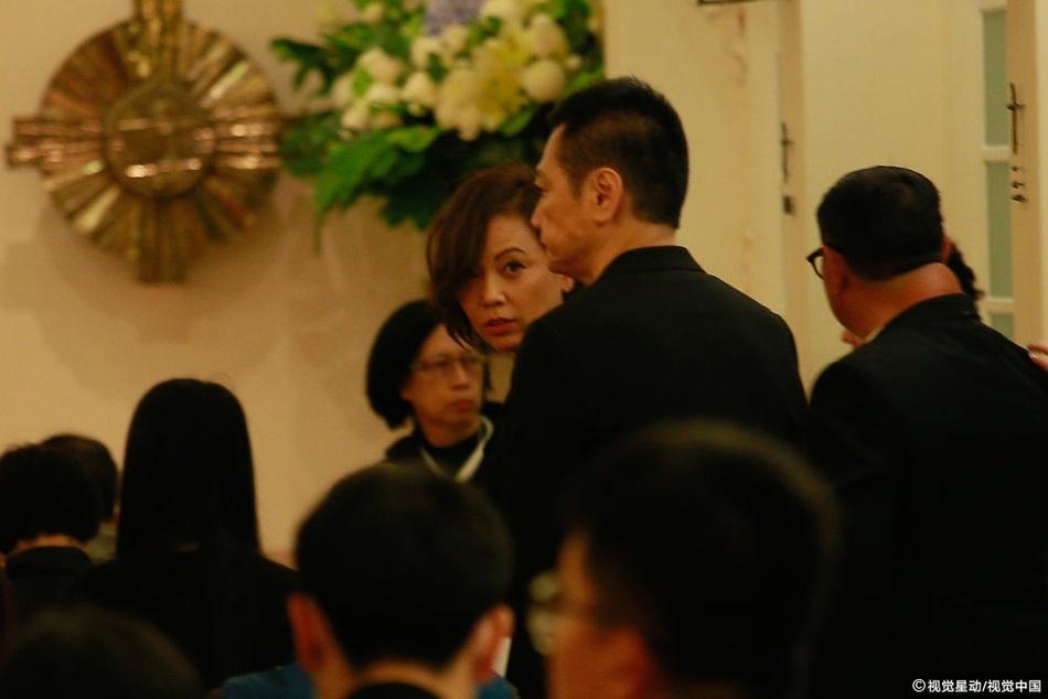 Truong Ve Kien va nghe si Hong Kong nghen ngao vieng Lam Khiet Anh hinh anh 5