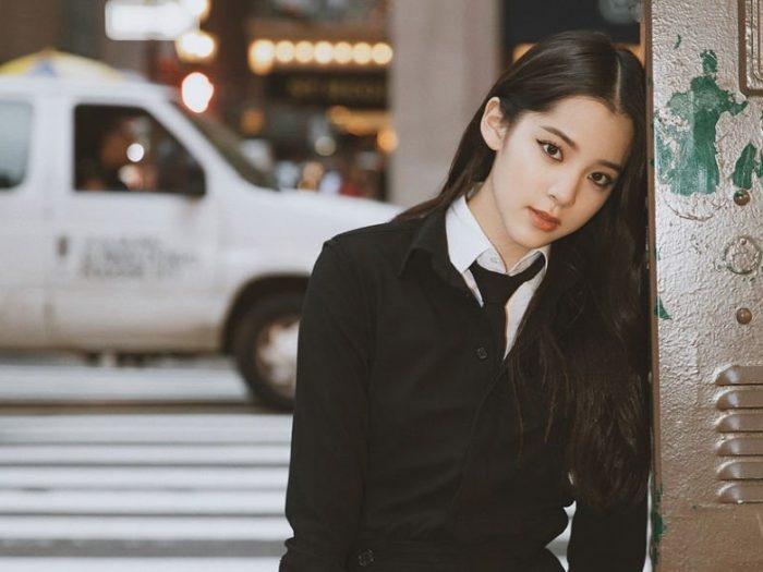 Au Duong Na Na - sao nu 18 tuoi xinh dep va gia the nhat Dai Loan hinh anh 9