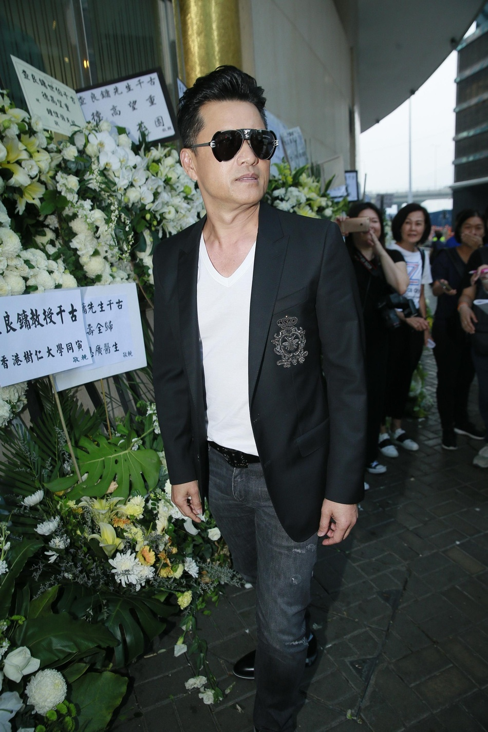 Le tang Kim Dung anh 6