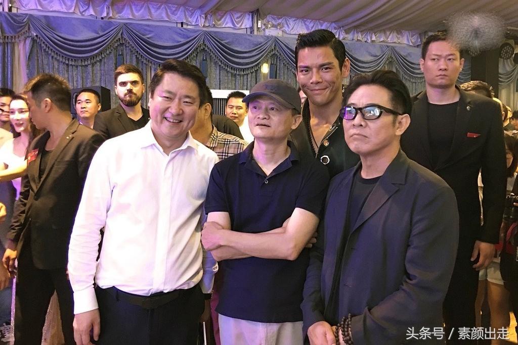 Huong Hoa Cuong - ong trum xa hoi den khet tieng showbiz Hong Kong hinh anh 6