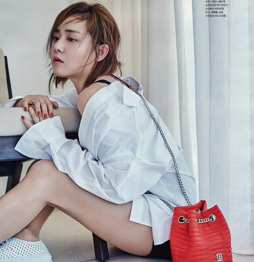 Moon Geun Young - 'em gai van nguoi me' xuong sac, sa sut o tuoi 32 hinh anh 8