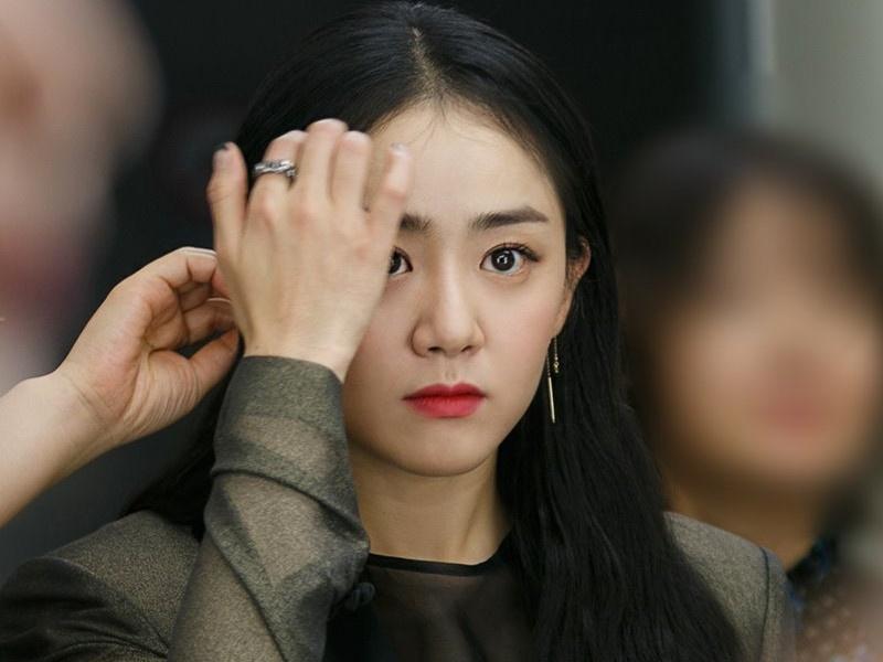 Moon Geun Young - 'em gai van nguoi me' xuong sac, sa sut o tuoi 32 hinh anh 11