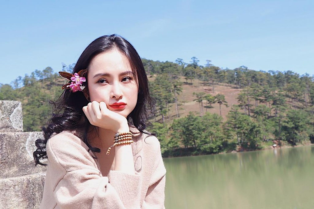 Khi 'Nguoi dep nghien khoe than' Angela Phuong Trinh thay doi hinh anh 10