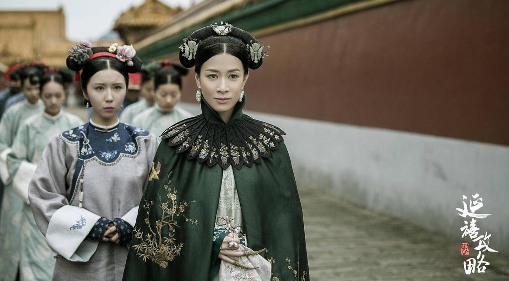 TVB ngap tran phim Dai luc,  thoi ky huy hoang anh 3