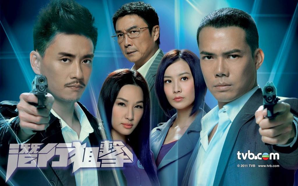 TVB ngap tran phim Dai luc,  thoi ky huy hoang anh 1