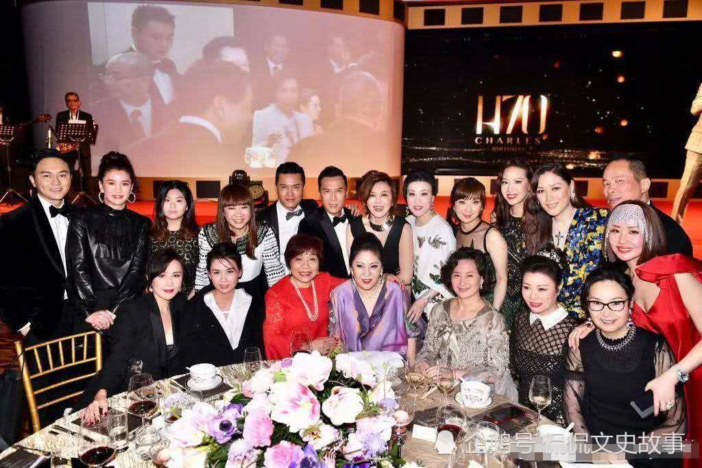 Ba trum showbiz Hong Kong - my nhan khien Chau Tinh Tri so hai hinh anh 4