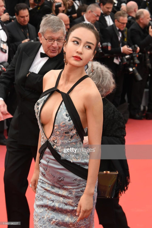Cannes 2019 va su e che cua 'quan doan' showbiz Trung Quoc hinh anh 2