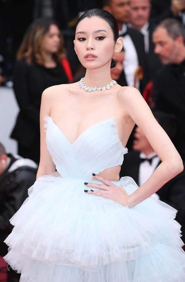 Cannes 2019 va su e che cua 'quan doan' showbiz Trung Quoc hinh anh 4