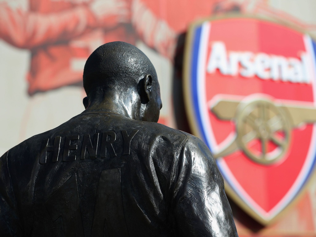 Henry,  Thierry Henry,  Arsenal,  Ngoai hang Anh,  Premier League anh 4