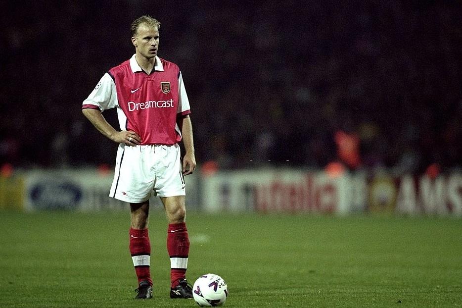 Man United,  Dennis Bergkamp,  Arsenal,  Premier League,  Champions League,  David Beckham,  MU anh 3