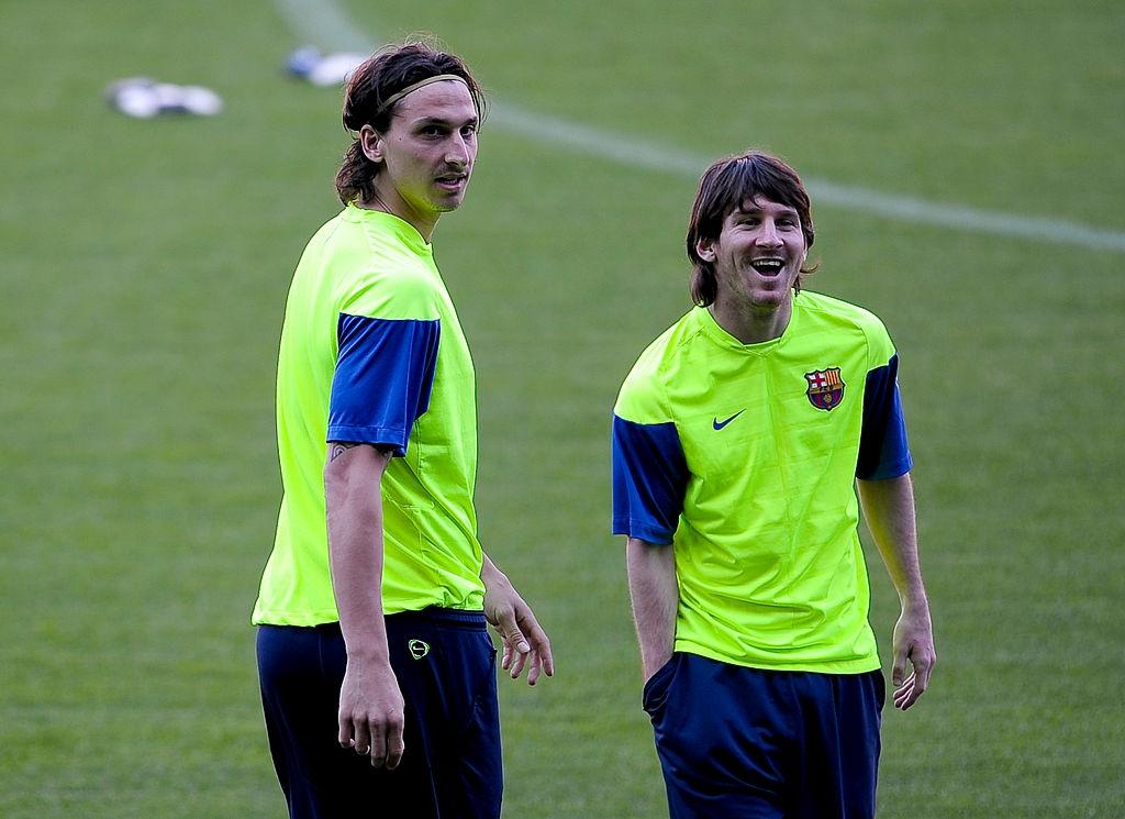 Zlatan Ibrahimovic,  Lionel Messi,  Barcelona,  Pep Guardiola,  Jose Mourinho anh 4