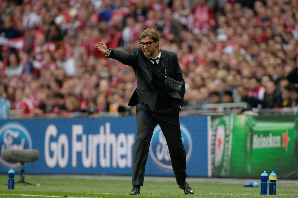 Juergen Klopp,  Liverpool,  Premier League,  Champions League anh 1