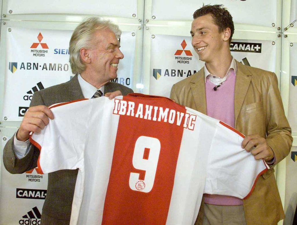 Zlatan Ibrahimovic,  Arsenal,  Arsene Wenger,  Ajax,  Premier League,  FA Cup,  Real Madrid anh 3