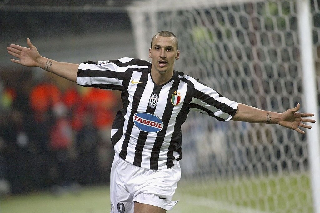 Zlatan Ibrahimovic,  Mino Raiola,  Ajax,  Juventus,  Euro anh 1