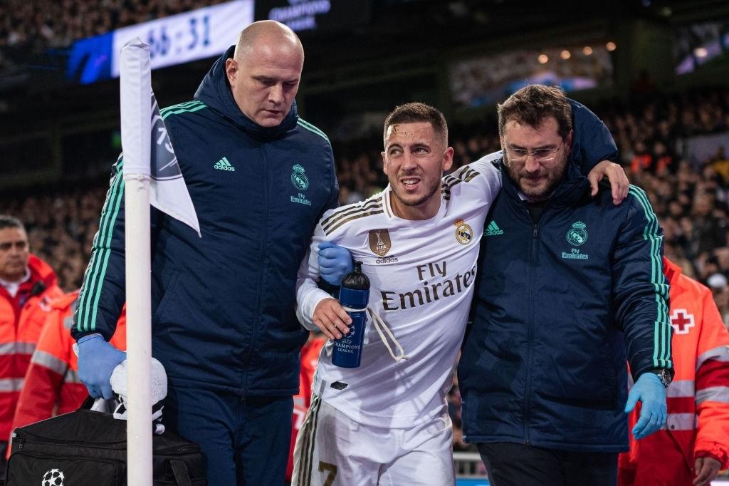 Eden Hazard,  Real Madrid,  La Liga,  Zidane,  Cristiano Ronaldo anh 2