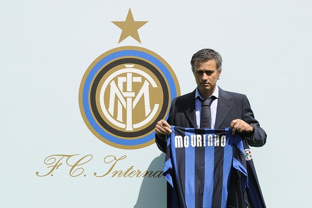 Zlatan Ibrahimovic,  Jose Mourinho,  Inter,  Champions League anh 2