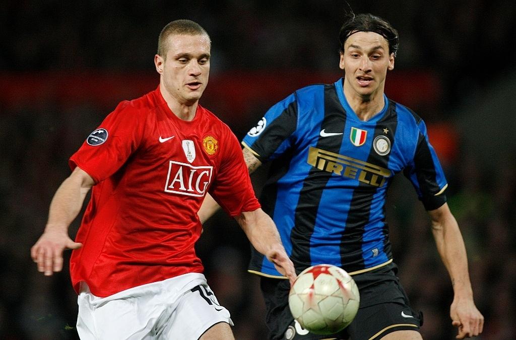 Zlatan Ibrahimovic,  Barcelona,  Inter,  Jose Mourinho,  Cristiano Ronaldo,  MU,  Man United anh 2