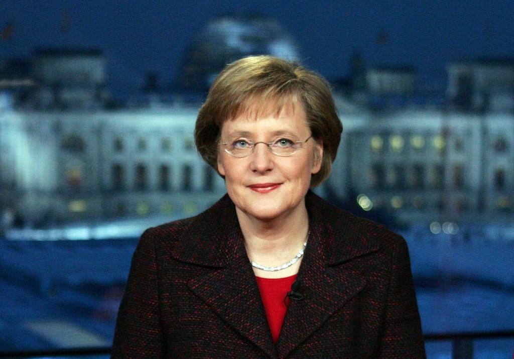 Cuoc doi cua nguoi dan ba thep Angela Merkel hinh anh 6