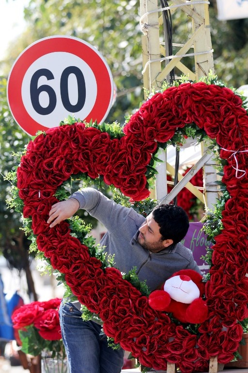 The gioi ron rang don Valentine hinh anh 6