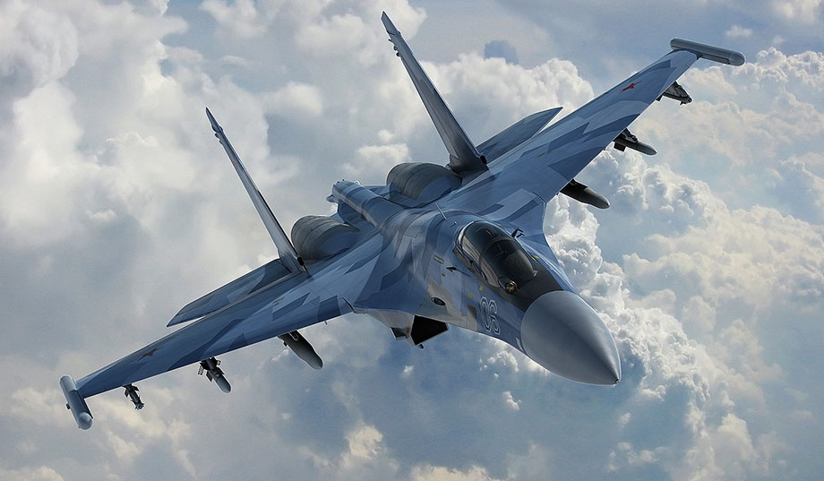 Su-35 doi dau F-22, chien dau co nao uu the hon? hinh anh 7