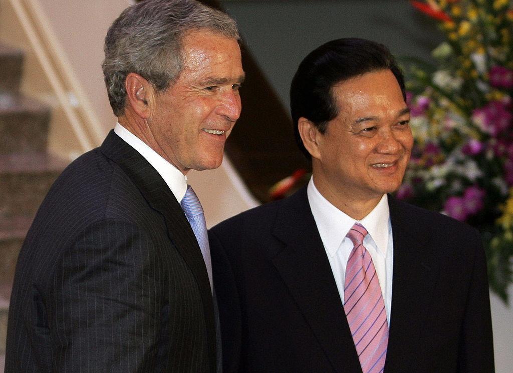 APEC 2006 va chuyen tham nang tam cua Tong thong Bush hinh anh 3