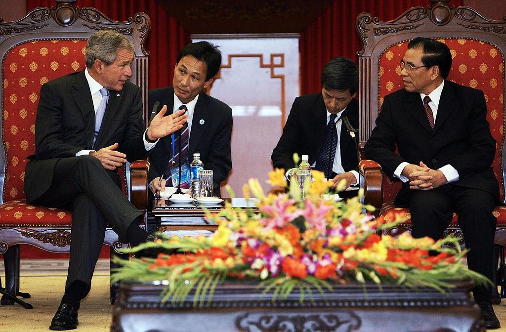 APEC 2006 va chuyen tham nang tam cua Tong thong Bush hinh anh 4