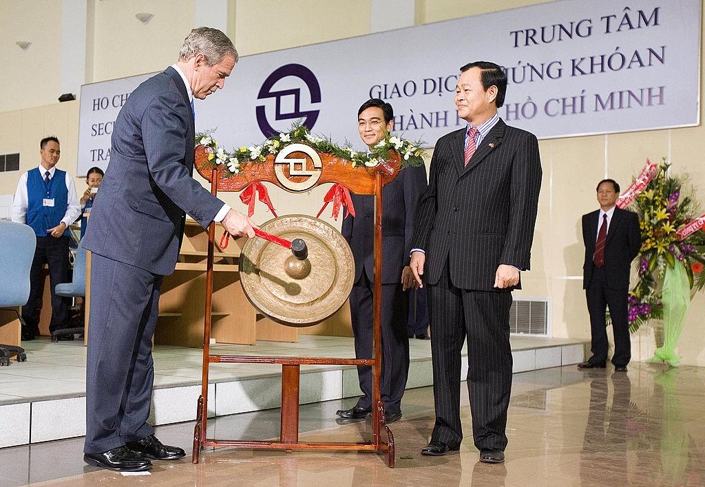 APEC 2006 va chuyen tham nang tam cua Tong thong Bush hinh anh 11