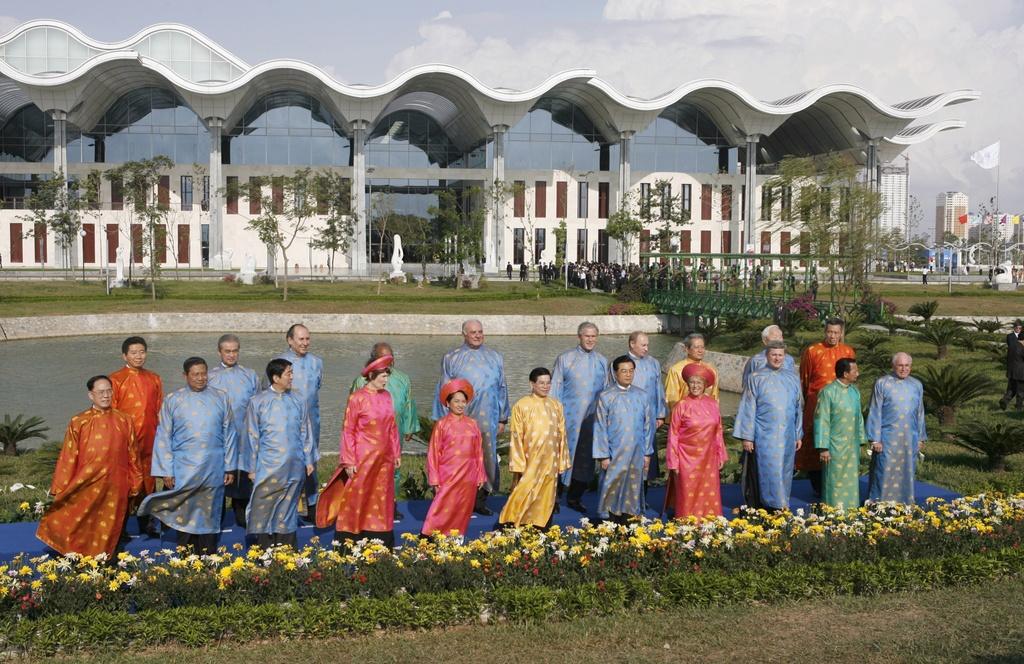 APEC 2006 va chuyen tham nang tam cua Tong thong Bush hinh anh 6