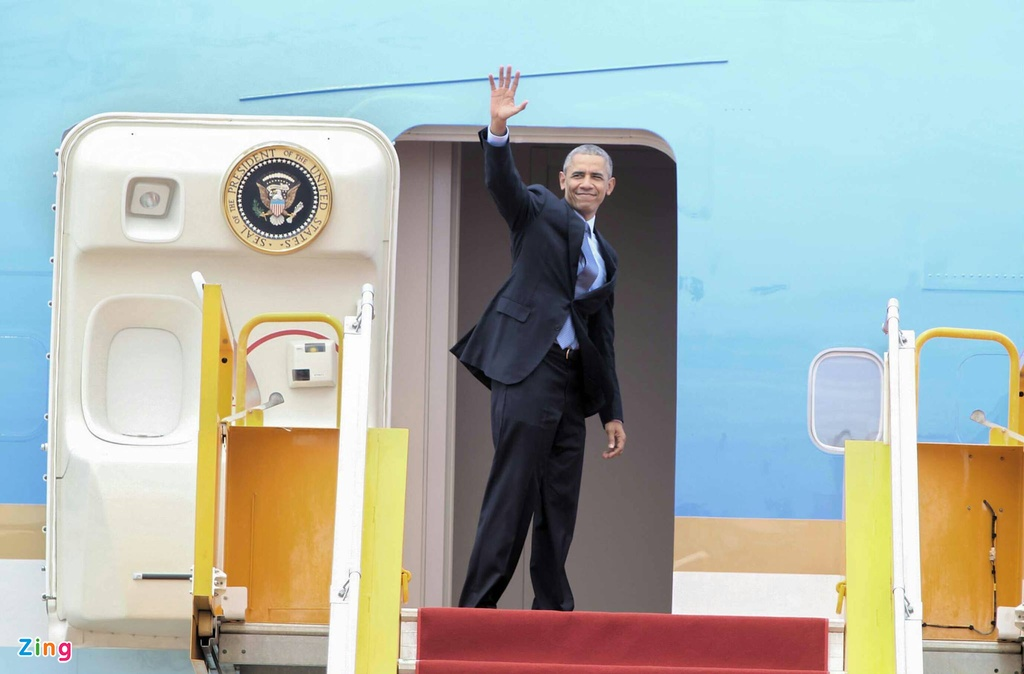 3 ngay cong du Viet Nam cua Tong thong Obama hinh anh 23