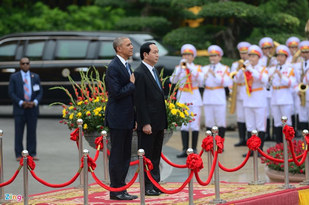 3 ngay cong du Viet Nam cua Tong thong Obama hinh anh 3